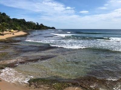 Paunch Beach, Bocas del Toro, Panama