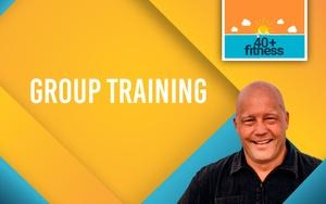 40+ Fitness Group Training