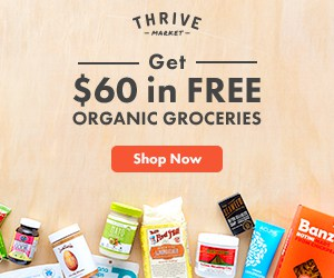 $60 in Free Organic Groceries