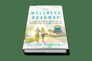 The Wellness Roadmap Book (Hardbound)