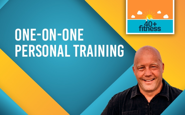 40+ Fitness One-on-One Online Personal Training