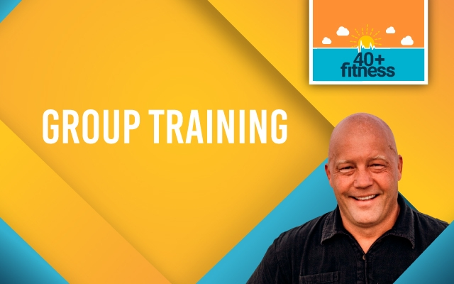 40+ Fitness Group Online Personal Training