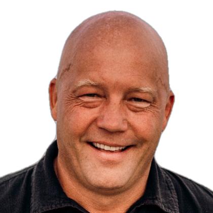 Coach Allan's Face