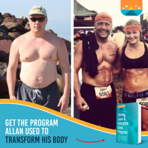 40+ Fitness Strong, Lean & Energetic Base Program