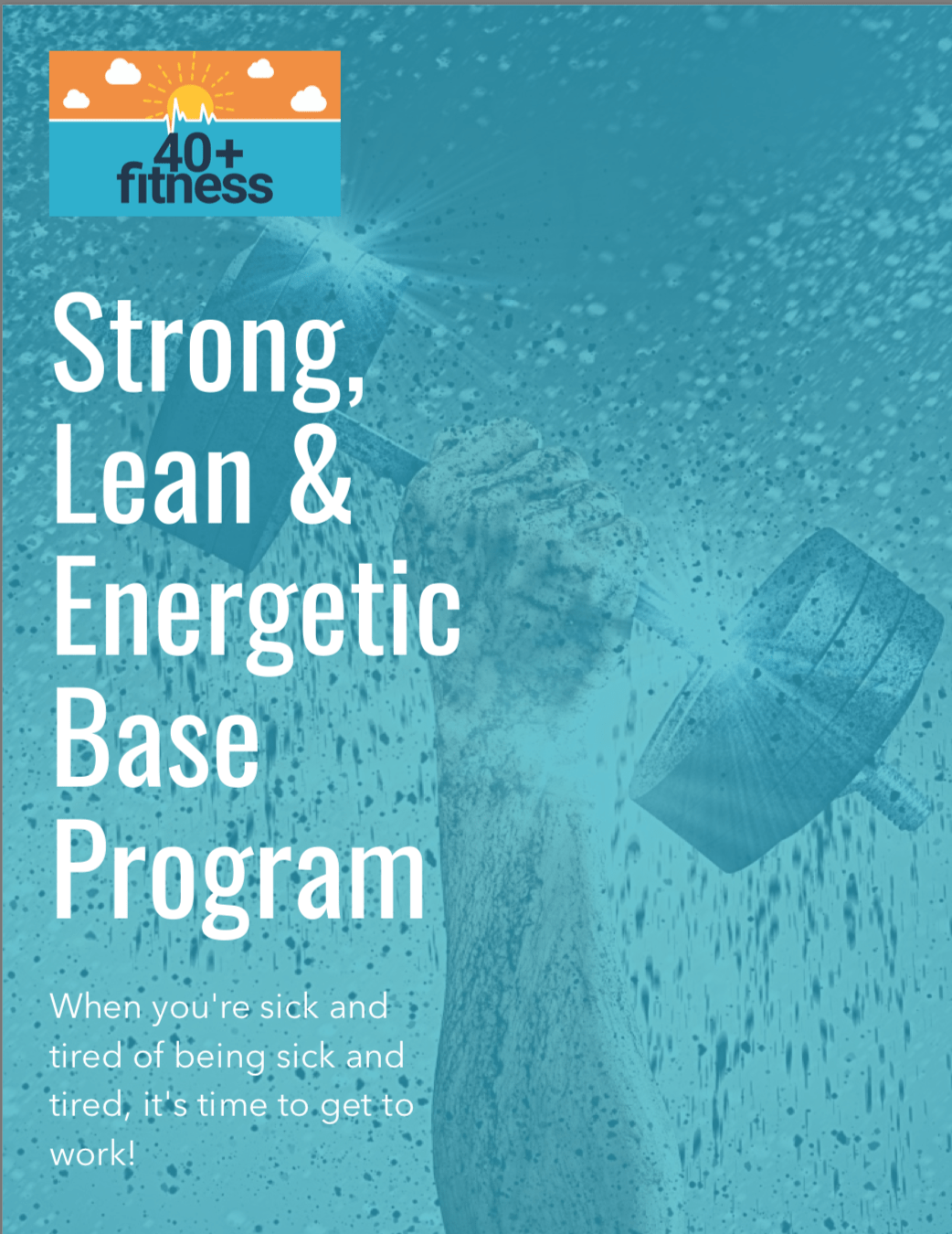 Strong, Lean & Energetic Base Program Guide cover