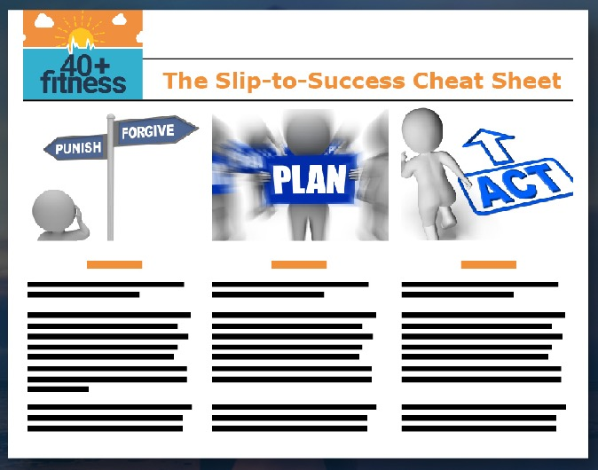 The Slip-to-Success Cheat Sheet